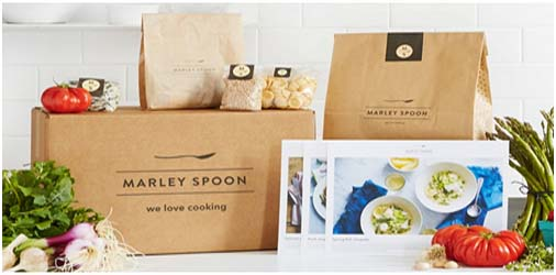 Marley Spoon Voucher Code Saving your budget