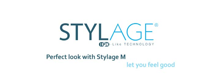 Perfect look with Stylage M let you feel good